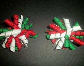 Christmas korkers mini size pair