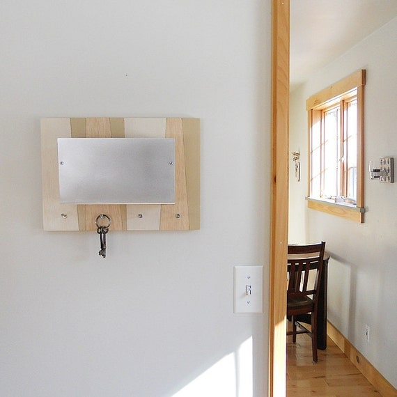 WILLOW: small modern wall mount pocket shelf storage