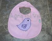 Sweet Bird Bib
