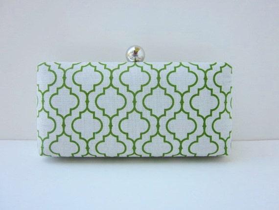 clutch purse/bridesmaid clutch/Summer Fashion clutch
