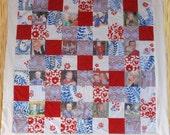 Photo Memory Blanket - Medium