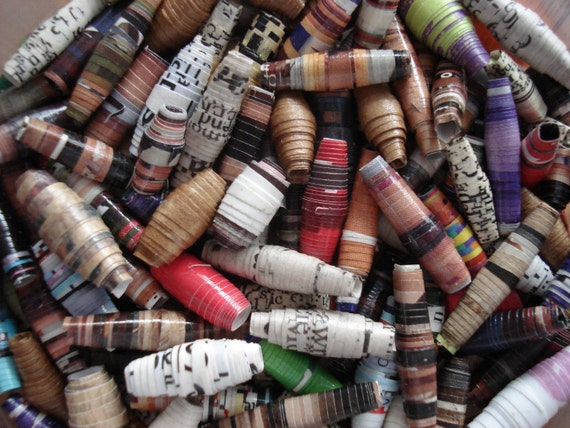 Grab Bag - 15 Handmade Beads