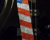 Born in the USA guitar strap