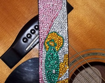 Georgia On My Mind guitar strap