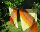 rainbow pillowcases