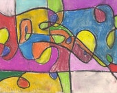 color swirls by Nathanlev with cancer - leukemia