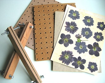 Flower Press Quick Dry Tool TWO WEEK PRESS Flower Preservation
