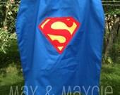 Little Boys Superman Cape