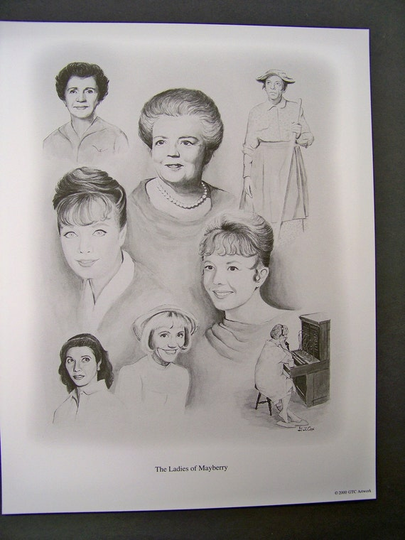 The Ladies of Mayberry
