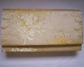 M Yamamoto & Co., Ltd silk clutch purse