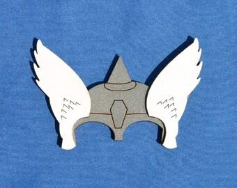 Thor Helmet Magnet