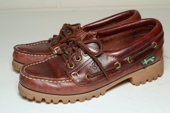 Boat Shoes Eastland Size 7.5