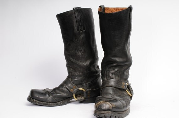 FRYE Motor Cycle men's boots - Size 10