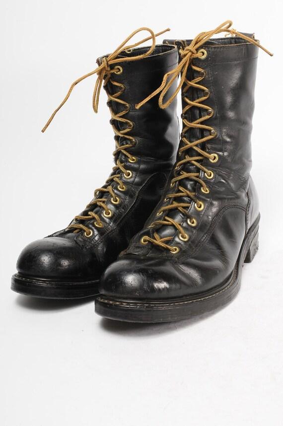 Monkey Boot Size 9 Steel Toe