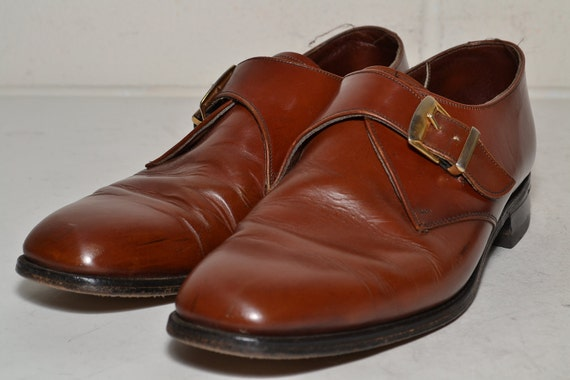 Monk strap Made in England Size 10. 5  Redleaf Brand