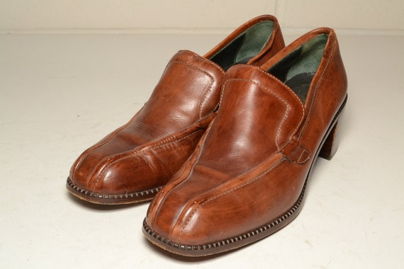 Made in Italy Size 8 Joan & David Loafers