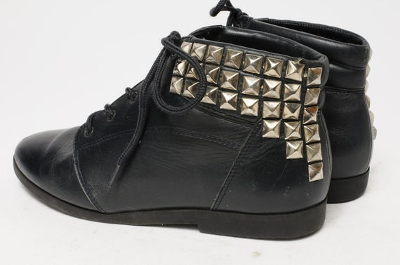 Studded Boots Size 5. 5 Danexx