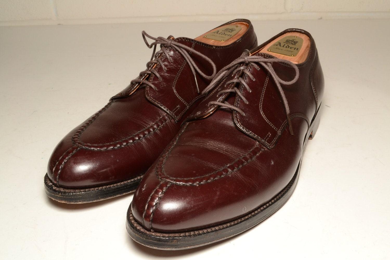 Mens Used Alden Shoes