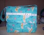 Custom Diaper Bag Samples
