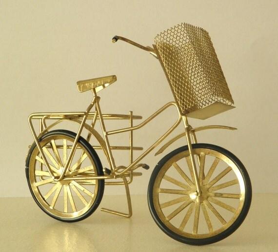 Vintage Model Bicycle, Scale Model Bicycle
