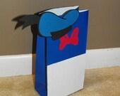 Donald Duck Party Favor Bags, Donald Duck Treat Bags