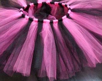 Hot Pink and Black Rocking Tutu