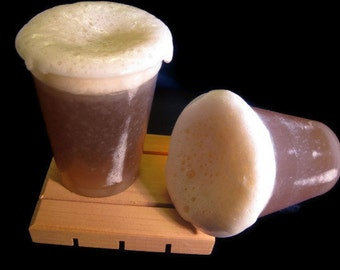 Beer soap, stout, guinness, lager, porter, Father's Day, happy hour, men's soap, men's gift idea