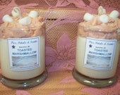 Scent a licious soy candles, 12 oz jars