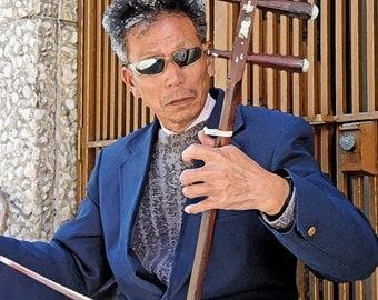 Erhu Street Musician
