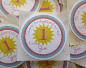 New... You Are My Sunshine Collection: Sticker
