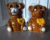 Houston Foods Honey Bear Jars