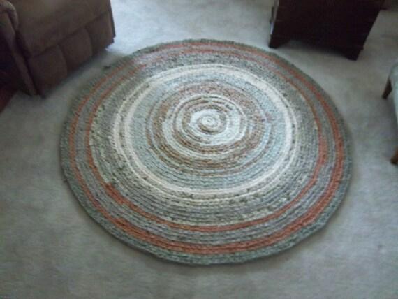 5 foot Area Rag Rug