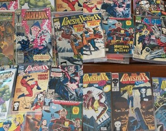 Marvel Comic Books Mad Magazines 22 Total Collectibles