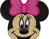Mouse - Applique or Embroidery File Format