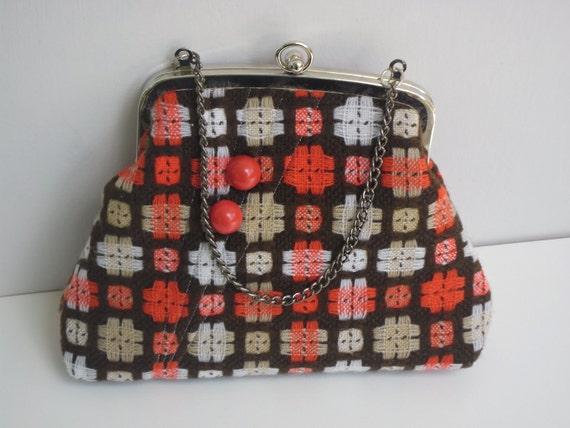 Fifties Clutch Purse / Handbag