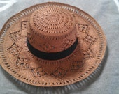 SALE straw hat