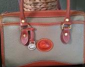 SALE dooney and bourke inspired satchel