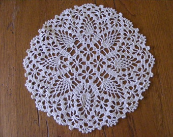 Antique Handmade Doily