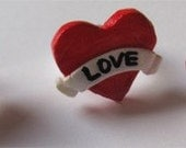 Heart shaped ring -  Love is in the air