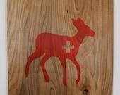 doe wood panel