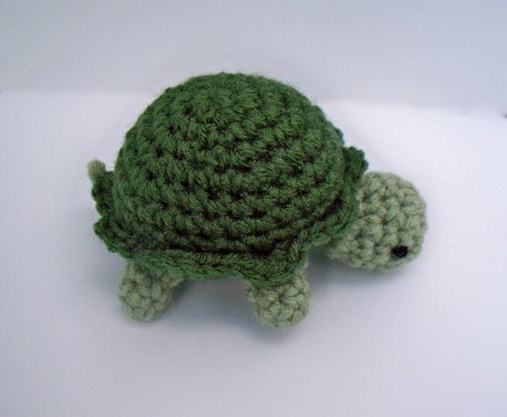 Amigurumi Turtle : Items similar to Amigurumi Turtle on Etsy