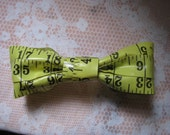 Measuring Tape Bow made by no slow jams.