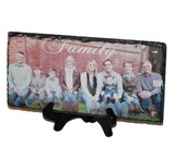 PERSONALIZED PHOTO GIFTS -Great Christmas Gifts-  Custom Granite signs for any phrase,sayings,pictures etc..
