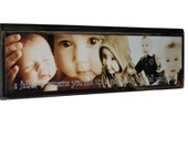 PERSONALIZED PHOTO FRAME - Customized Photo Blocks for any phrase,saying, and pictures. Great Gifts anything possible