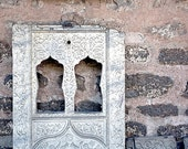 """12"""" x 8"""" Rustic Door No. 130, Moroccan, Abandoned Vintage Gate, Fine Art Travel Photography by Glennis Siverson"""