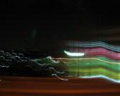 Night Bus to Osaka-8x10 Fine Art Photo