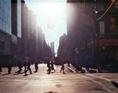 January in New York-8x10 Fine Art Photo