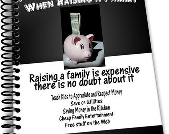 How to Spend Less when Raising a Family e-book
