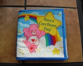 Have a Care Bear Day Soft Fabric Baby Toddler Book