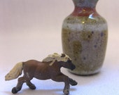 The Gallop With Glory Vase
